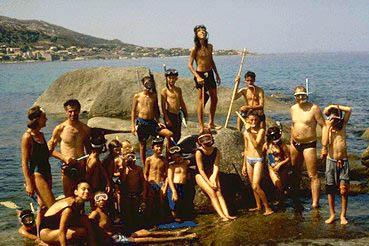 Schnorcheln auf Korsika