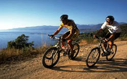 Mountainbike-Tour Korsika