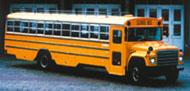 Der original amerikanische Schoolbus