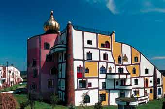 Rogner-Bad Blumau Hotel und Spa
