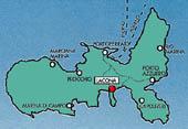 Elba Landkarte